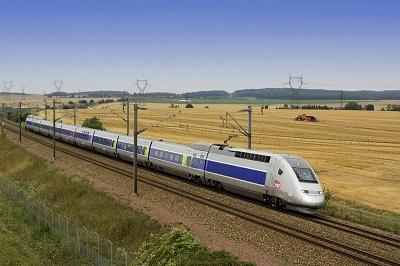 TGV Comboio Alta Velocidade
